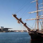 The harbour- the heart of Copenhagen
