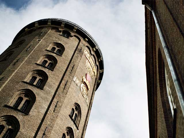 The Round Tower - Photographer: Morten Jerichau