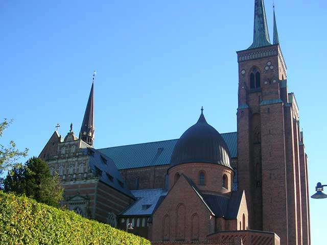 UNESCO World Heritage sights in Denmark