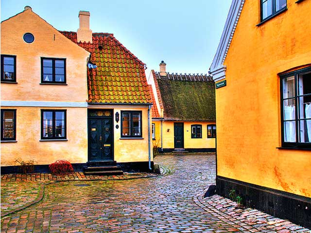 Dragør – Visit the charming picturesque fishing village