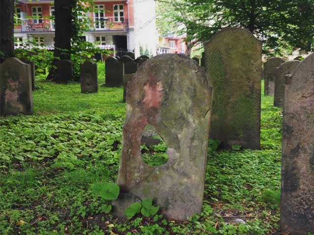 join us in a walk about jewish history in Copenhagen