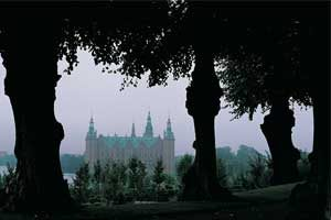 Frederiksborg Castle on the North Zealand tour